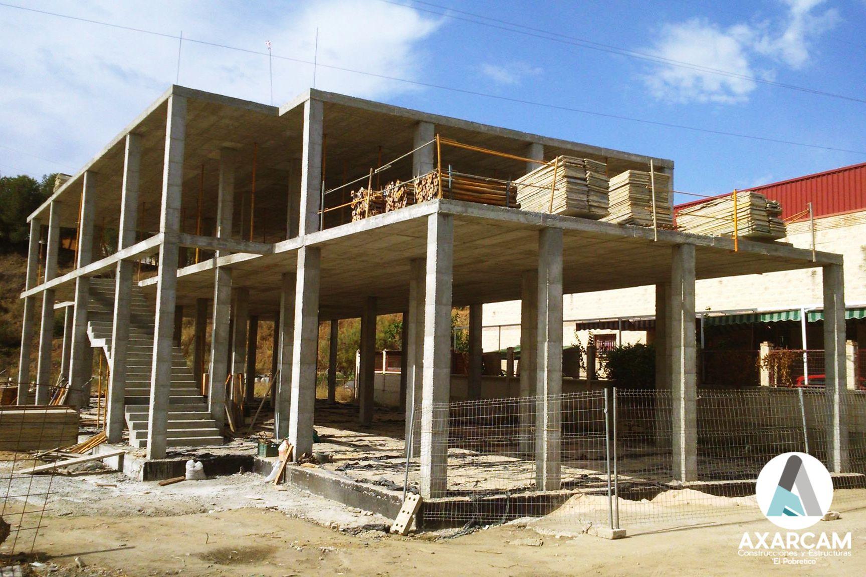 Nueva edificación
