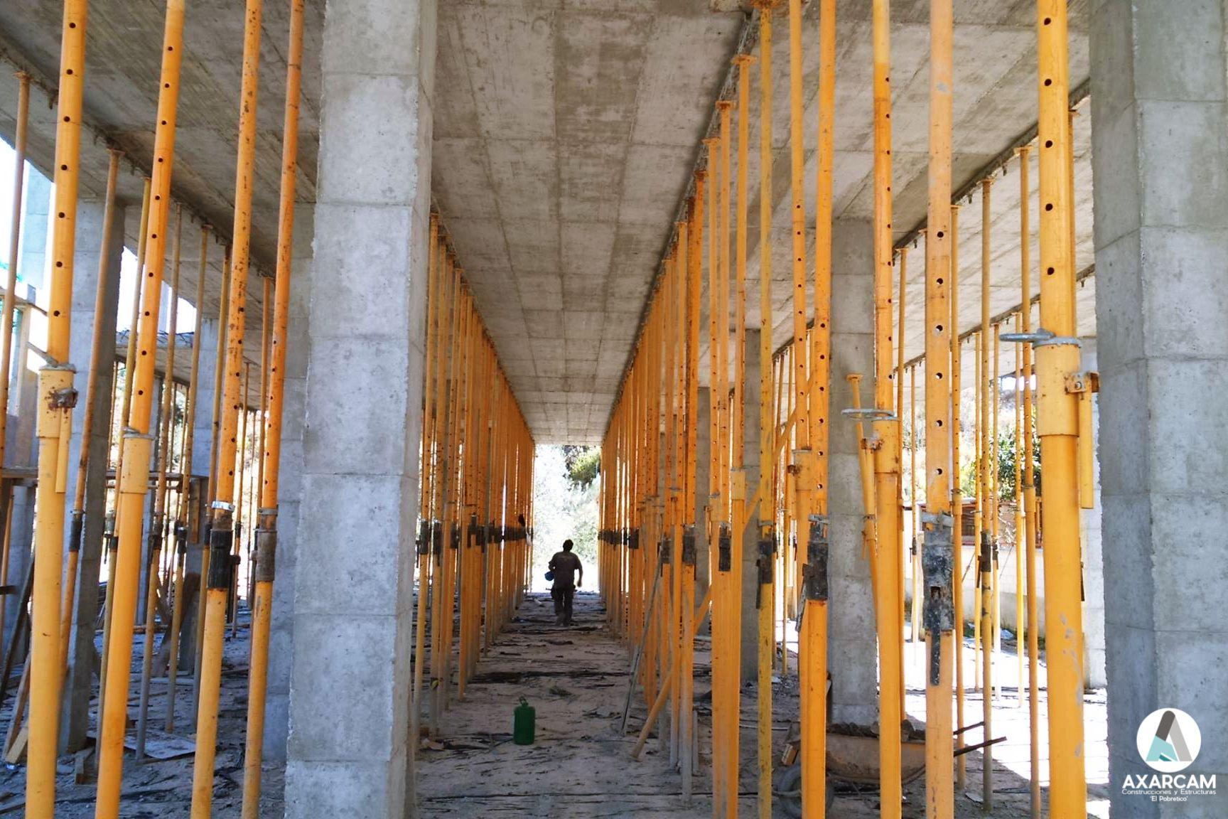 Estructura construcción