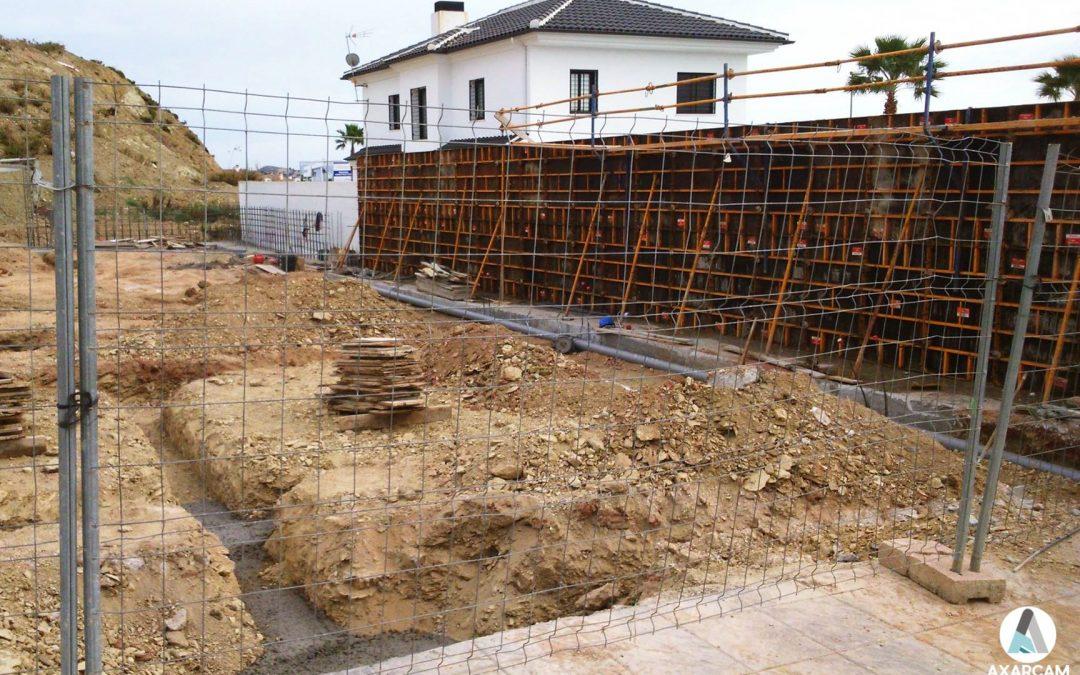 Construcción Vivienda – Cerrado de Calderón (Málaga)