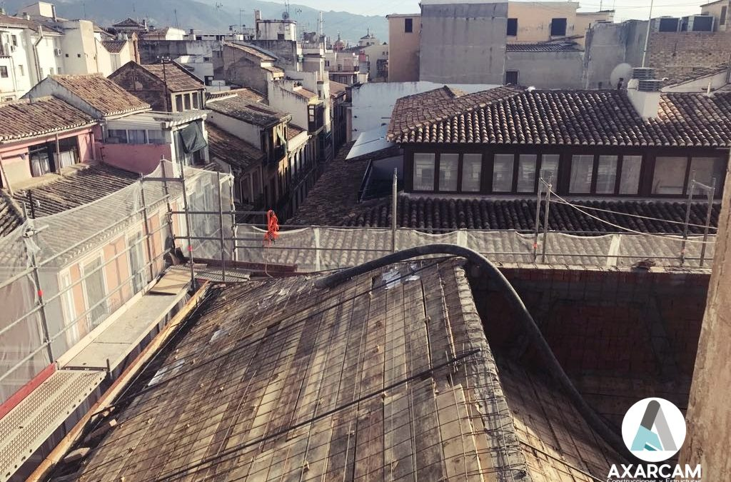 Rehabilitación casa – Granada