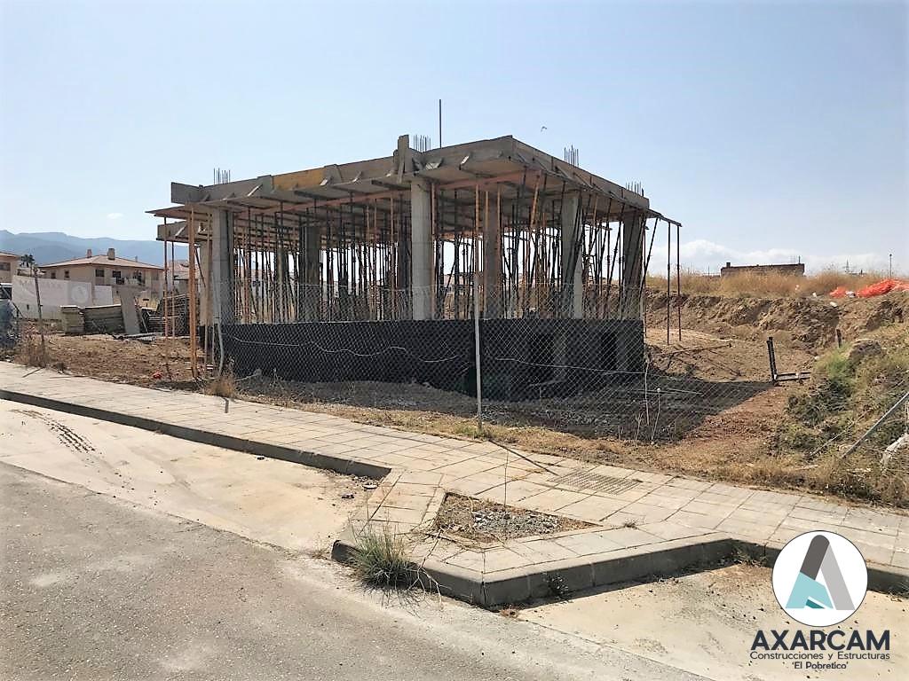 Estructura Alhaurín de la Torre - AXARCAM Construcciones y Estructuras (10)