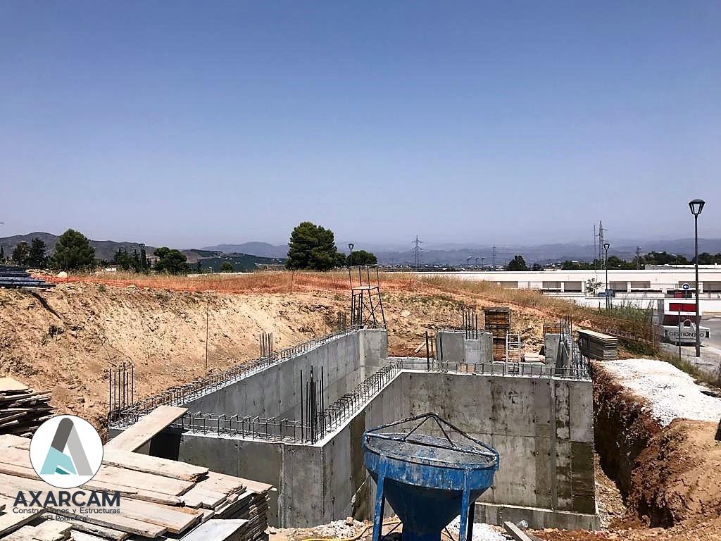 Estructura Alhaurín de la Torre - AXARCAM Construcciones y Estructuras (4)