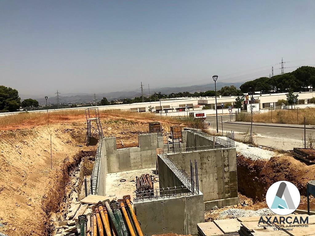 Estructura Alhaurín de la Torre - AXARCAM Construcciones y Estructuras (5)