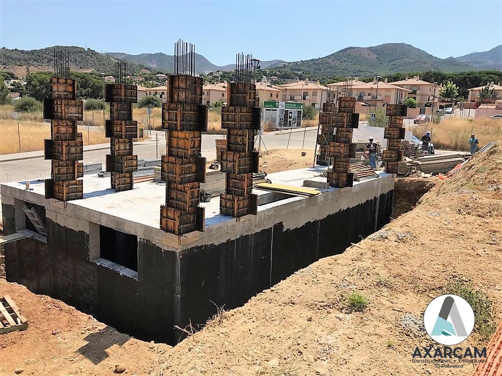 Estructura Alhaurín de la Torre - AXARCAM Construcciones y Estructuras (7)