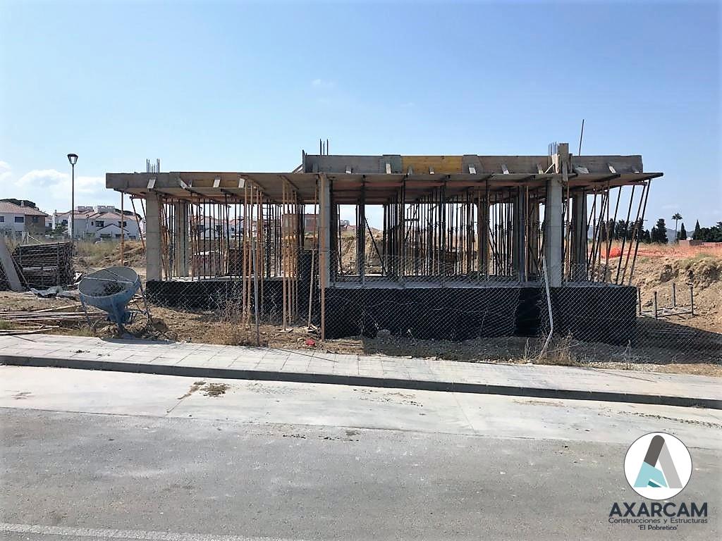 Estructura Alhaurín de la Torre - AXARCAM Construcciones y Estructuras (9)