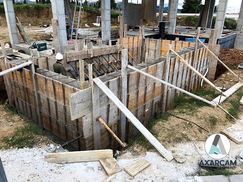 Piscina en Alhaurín de la Torre - AXARCAM Construcciones y Estructuras (6)
