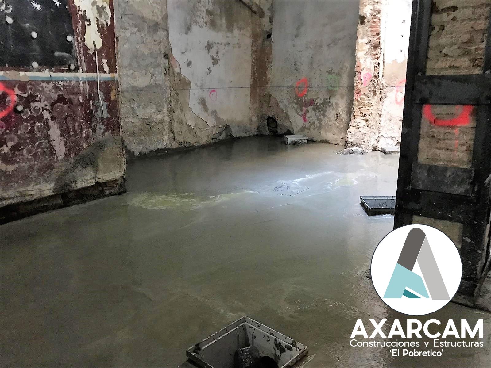 Rehabilitación edificio Madre de Dios Málaga (14)