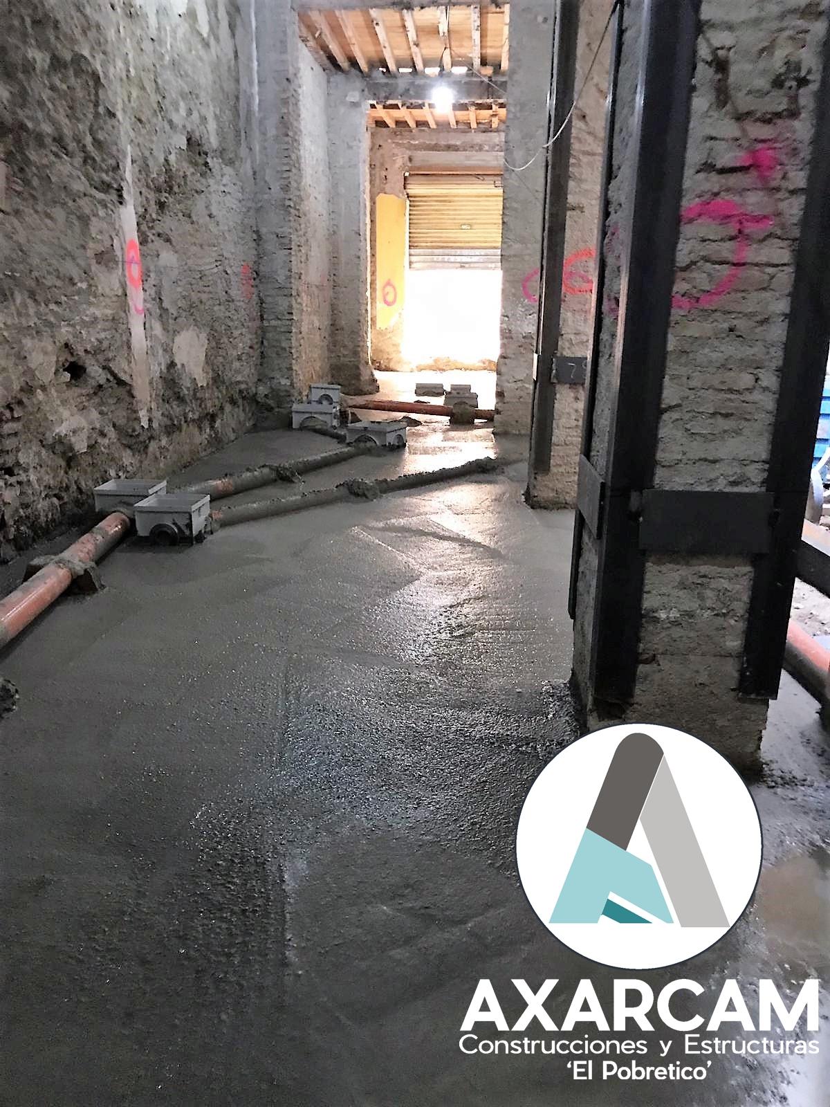 Rehabilitación edificio Madre de Dios Málaga (4)