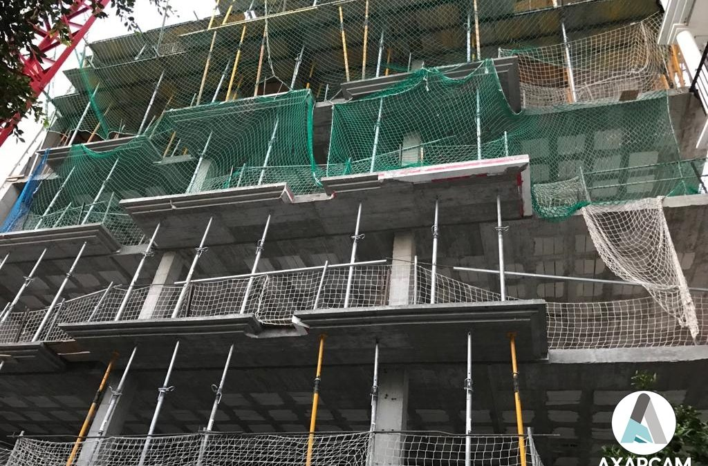Construcción de 20 viviendas en Estepona