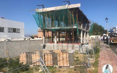 Construcción de vivienda unifamiliar en Alhaurín de la Torre